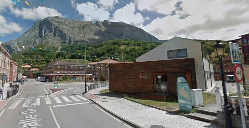 Oficina de Turismo de Teverga